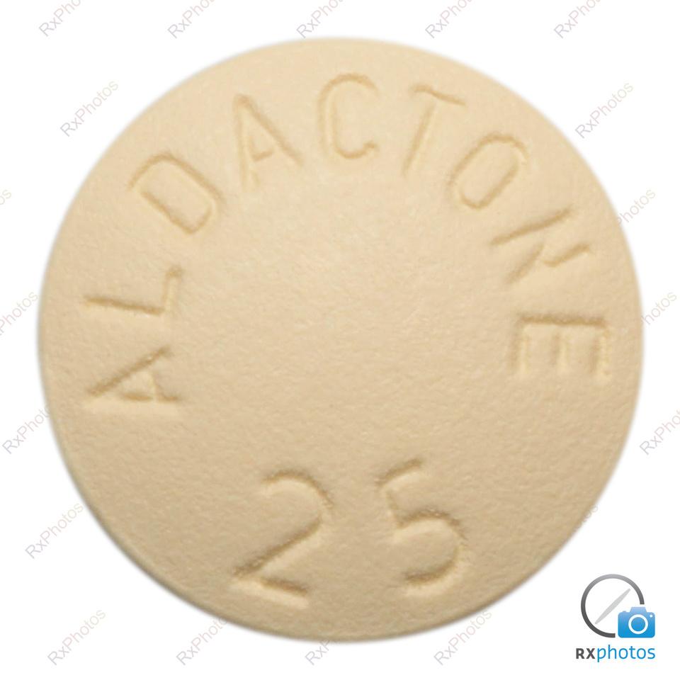 Aldactone comprimé 25mg