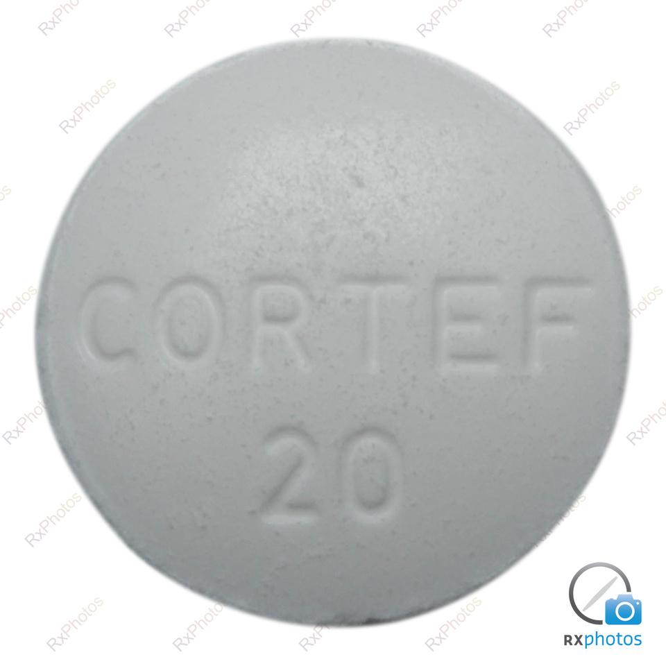 Cortef comprimé 20mg