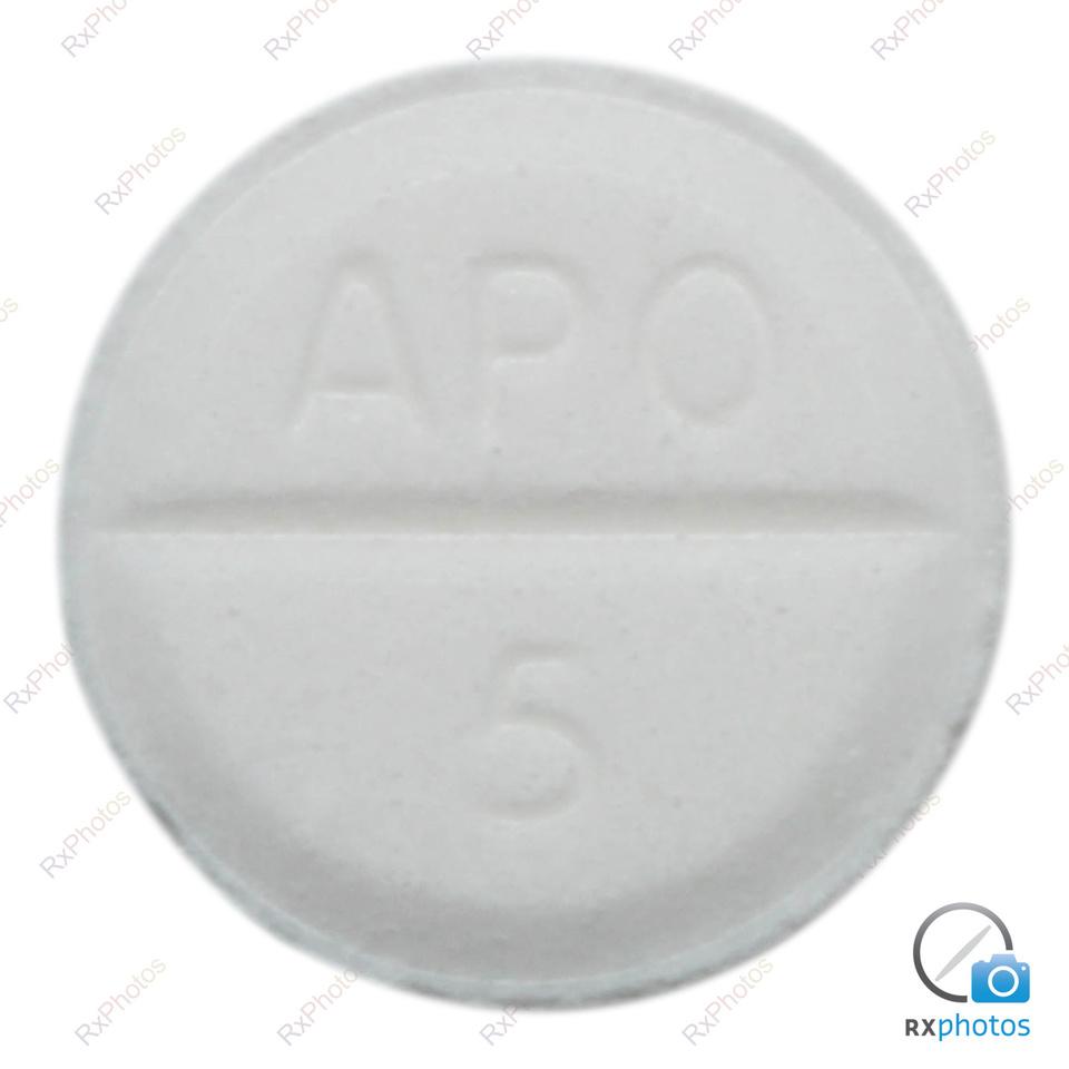 Apo Prednisone comprimé 5mg