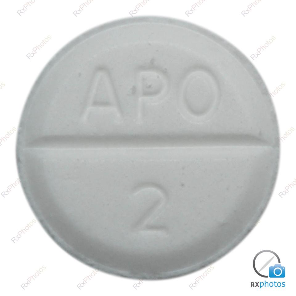 Diazepam comprimé 2mg