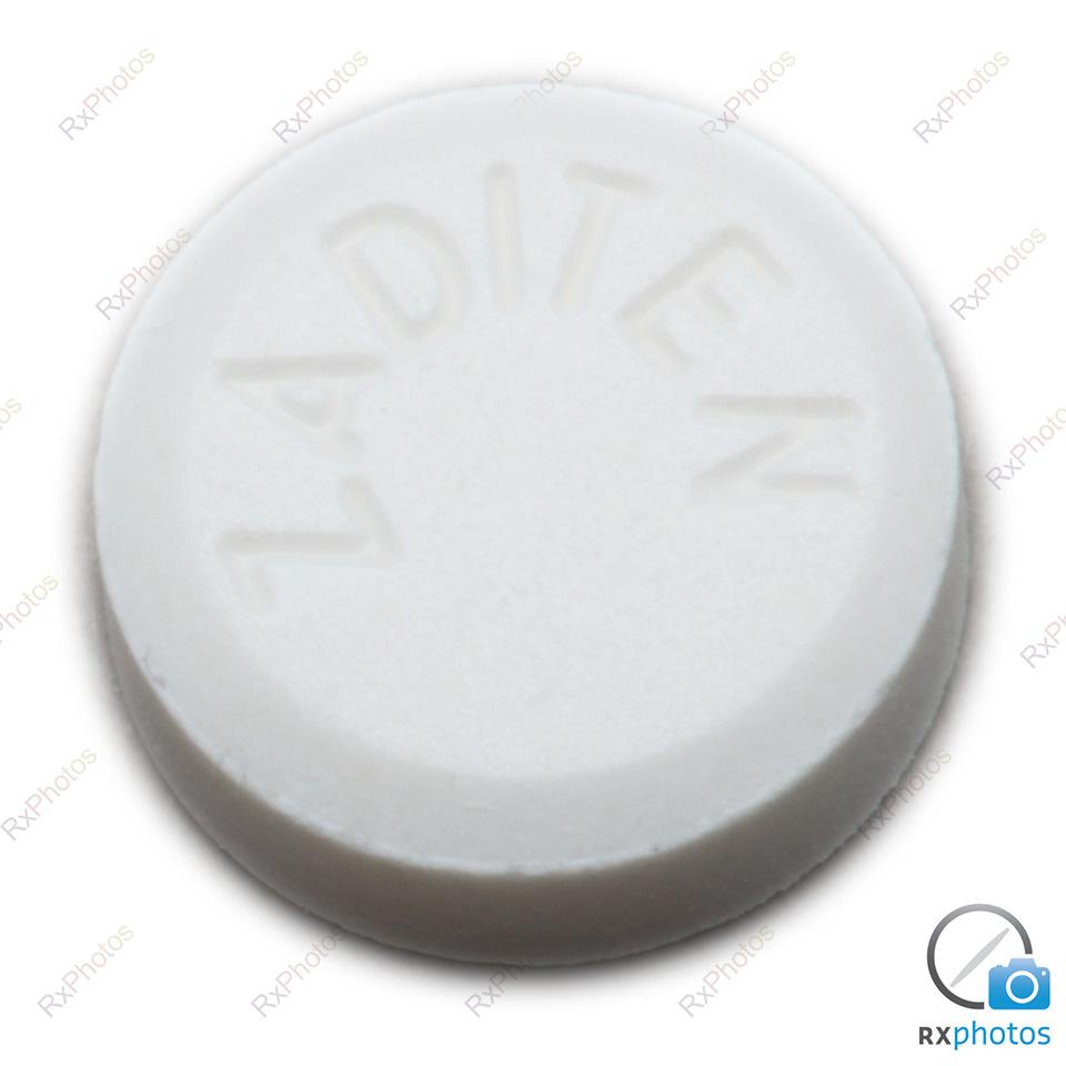 Zaditen tablet 1mg
