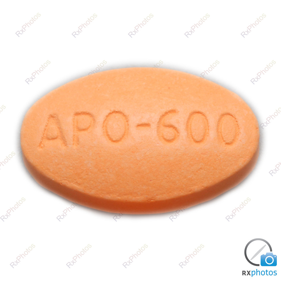 Apo Ibuprofen comprimé 600mg