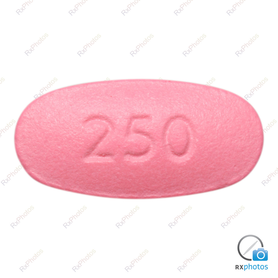 Erythro Base comprimé 250mg