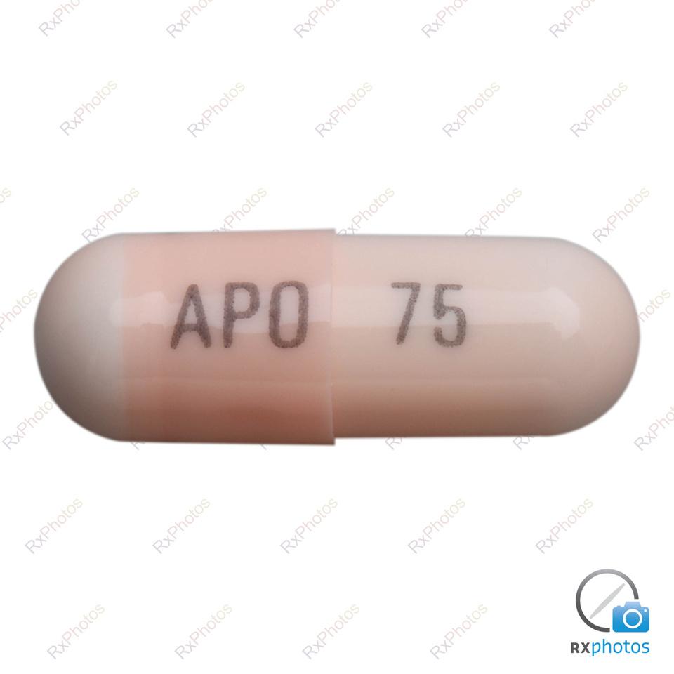 Doxepine capsule 75mg