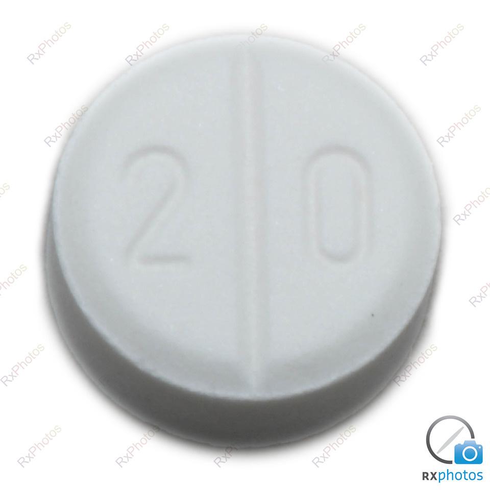 Bentylol comprimé 20mg