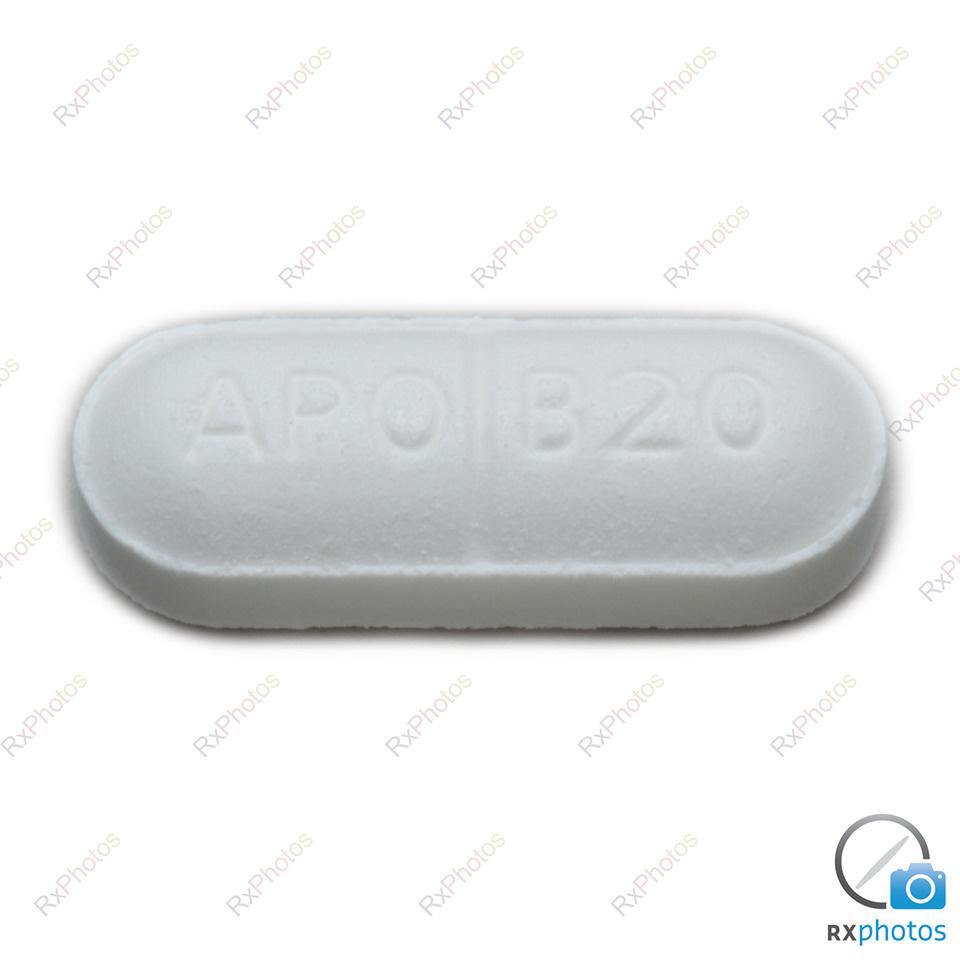 Apo Baclofen comprimé 20mg