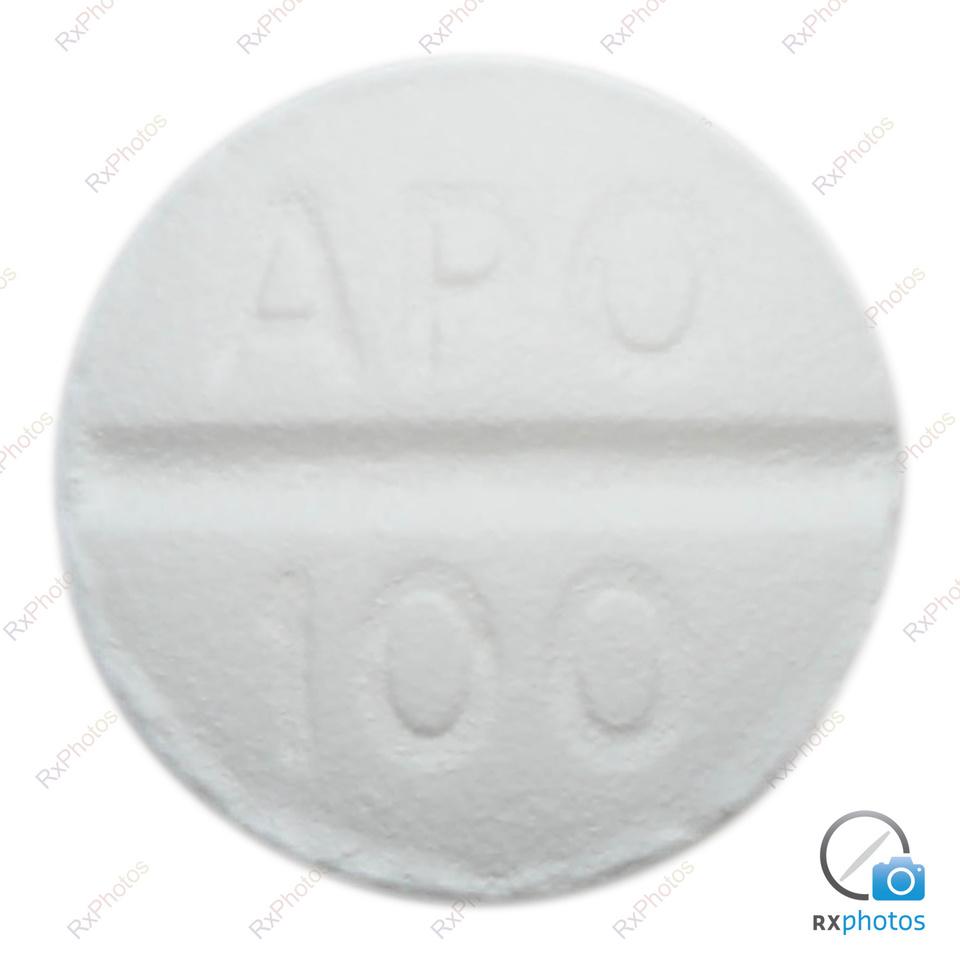 Apo Acebutolol comprimé 100mg