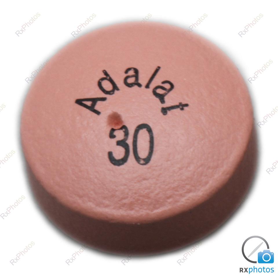 Adalat XL comprimé-24h 30mg