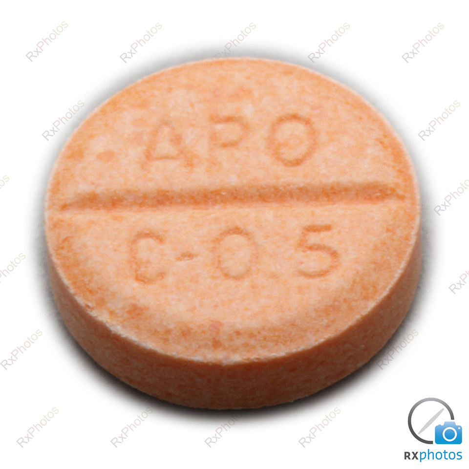 Apo Clonazepam comprimé 0.5mg