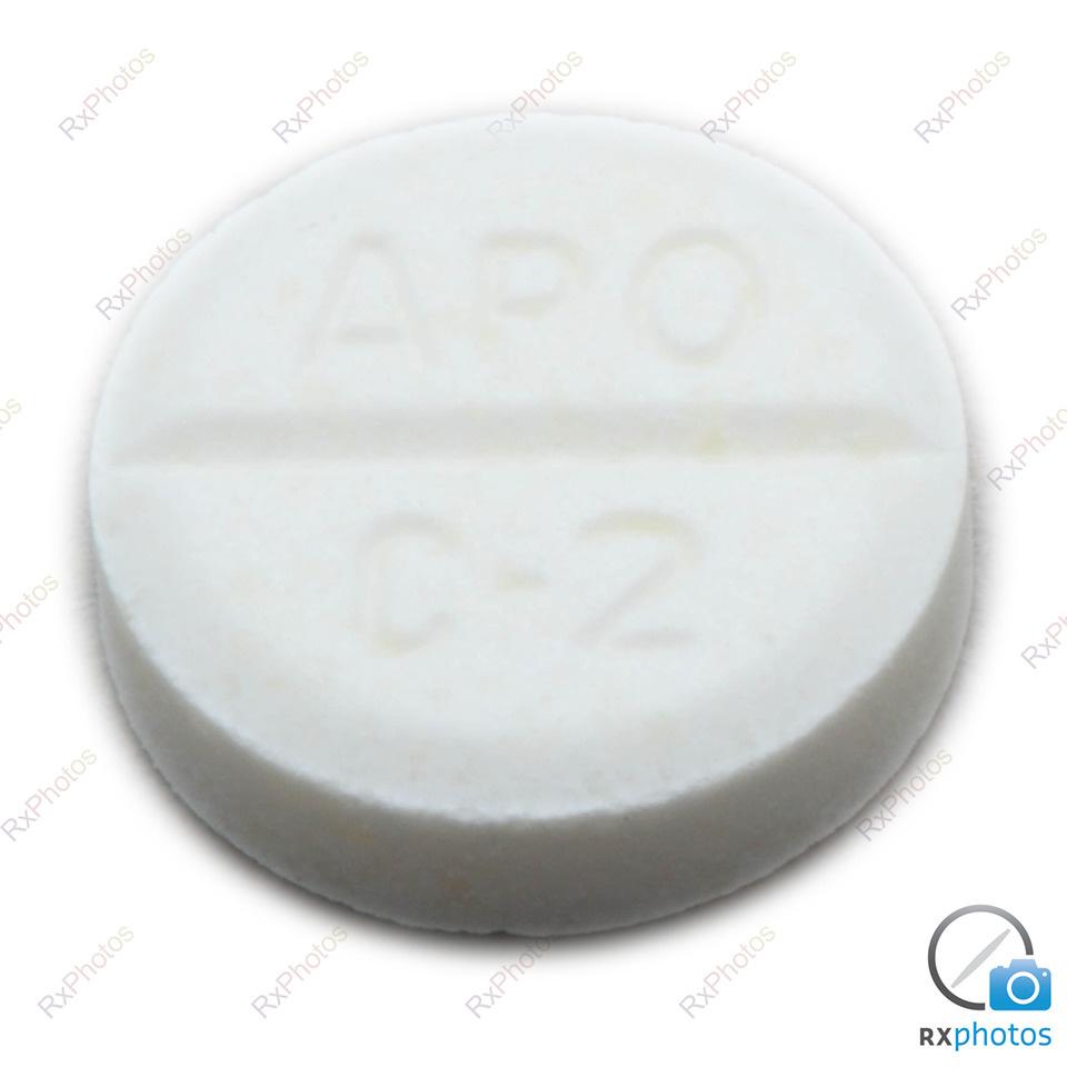 Apo Clonazepam comprimé 2mg