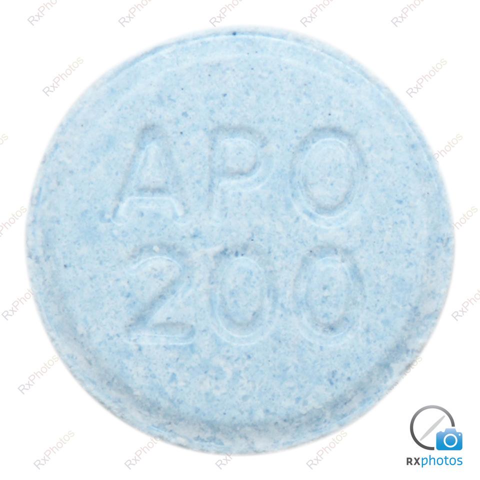 Apo Acyclovir comprimé 200mg