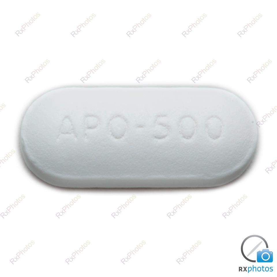Apo Ciproflox comprimé 500mg
