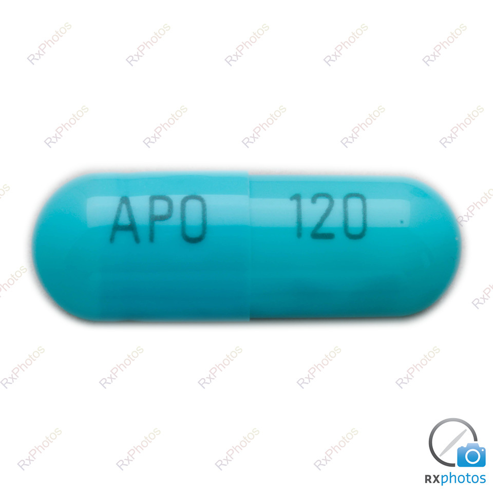 Apo Diltiaz CD capsule-24h 120mg
