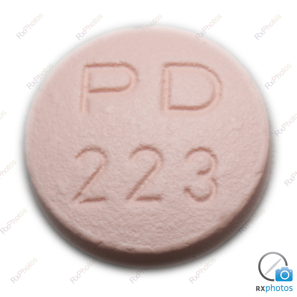 Accuretic comprimé 20+25mg