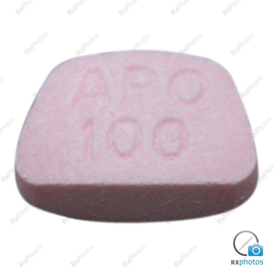 Apo Fluconazole comprimé 100mg