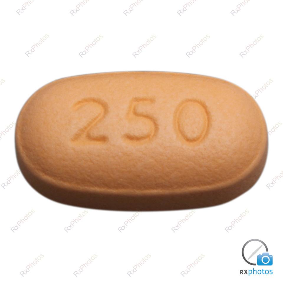 Apo Divalproex comprimé entérique 250mg