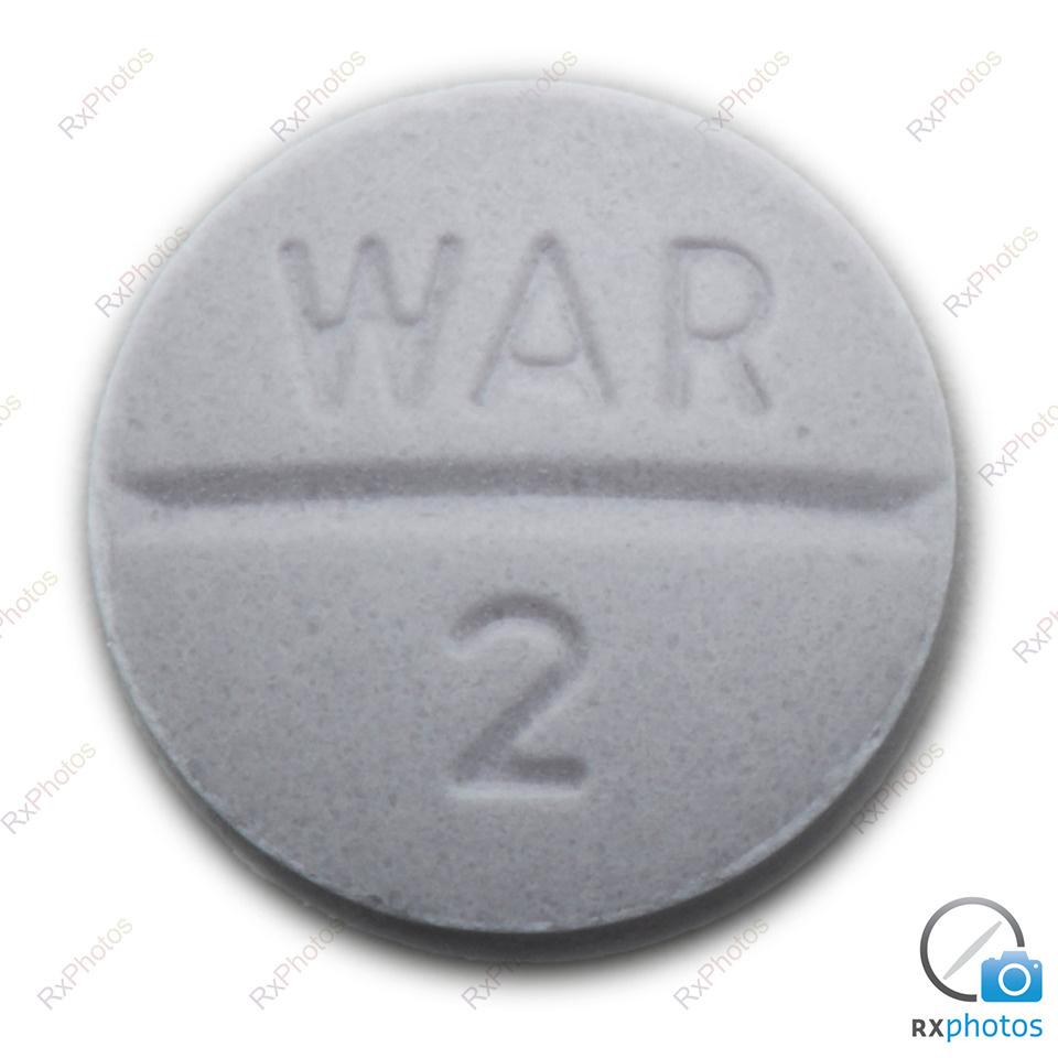 Apo Warfarin comprimé 2mg