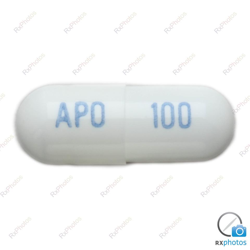 Apo Gabapentin capsule 100mg