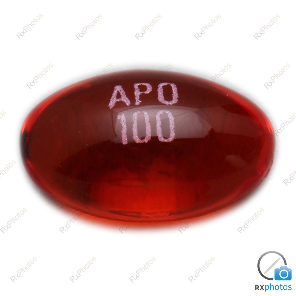Apo Docusate Sodium capsule 100mg