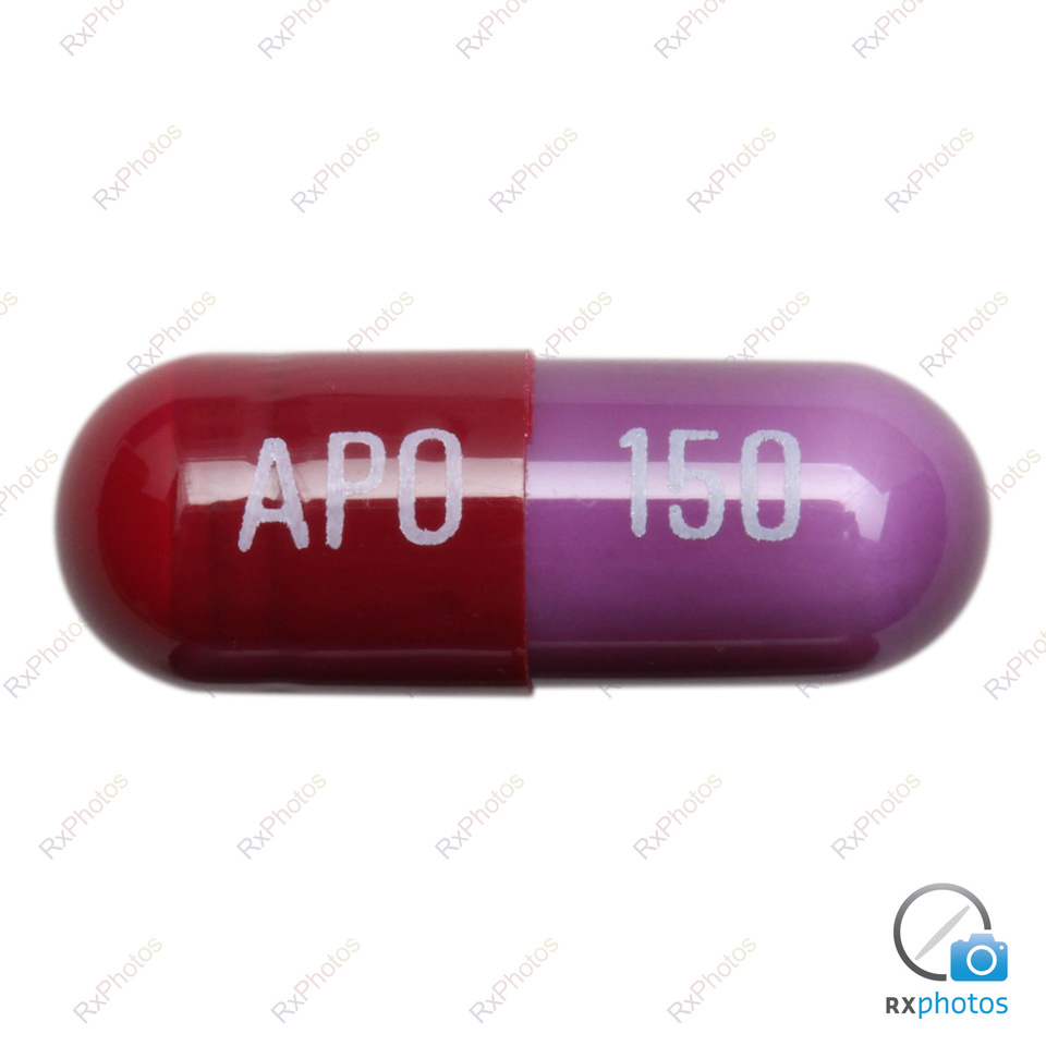 Apo Clindamycin capsule 150mg