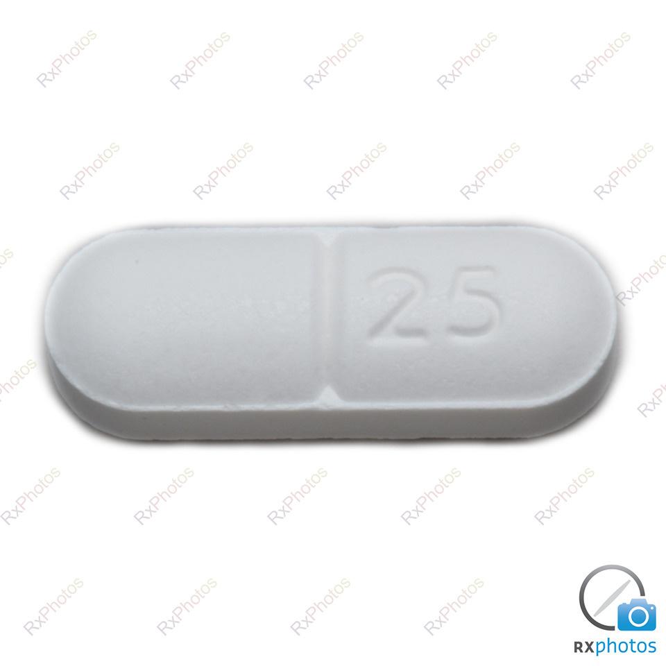 Metadol comprimé 25mg