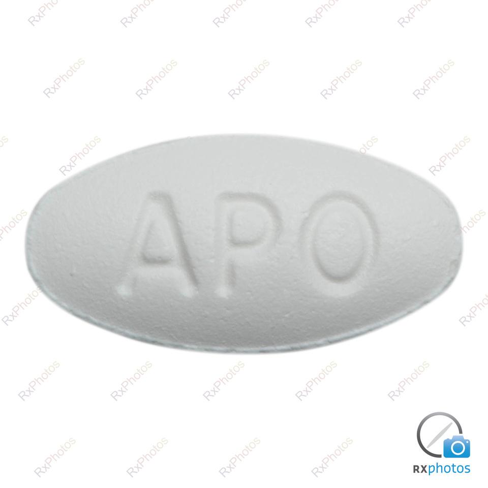 Apo Carvedilol comprimé 12.5mg