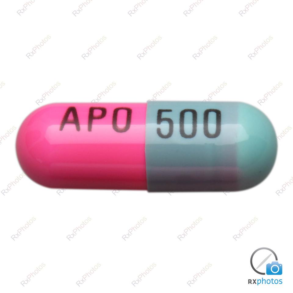 Apo Hydroxyurea capsule 500mg