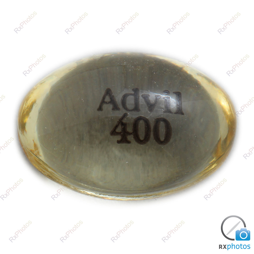 Advil Liqui Gels X-Fort capsule 400mg