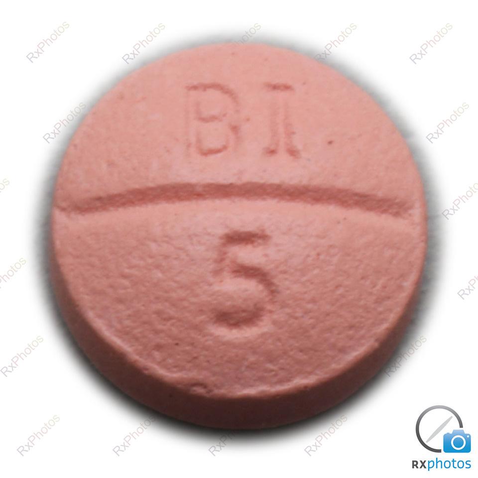 Apo Bisoprolol comprimé 5mg