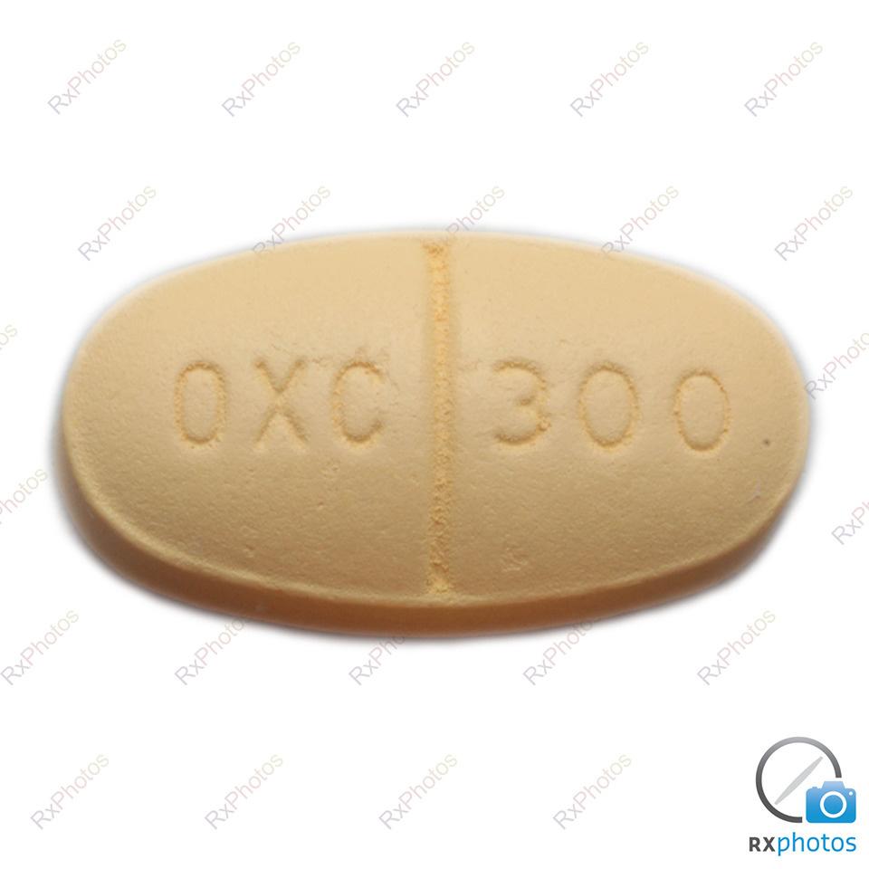 Apo Oxcarbazepine comprimé 300mg