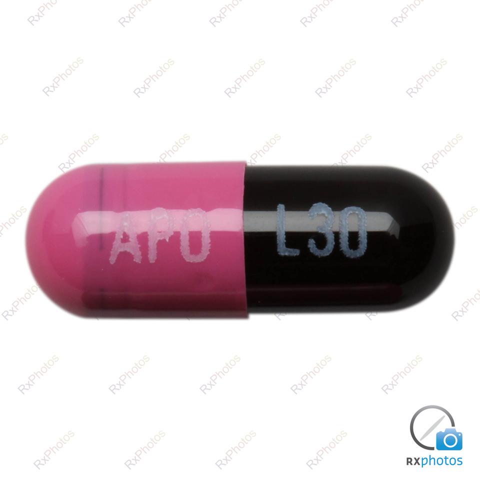 Apo Lansoprazole capsule entérique 30mg