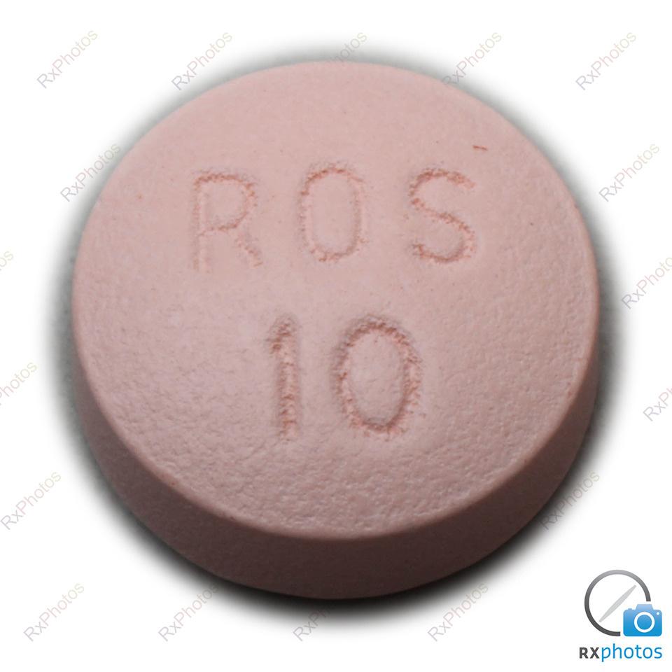 Apo Rosuvastatin comprimé 10mg