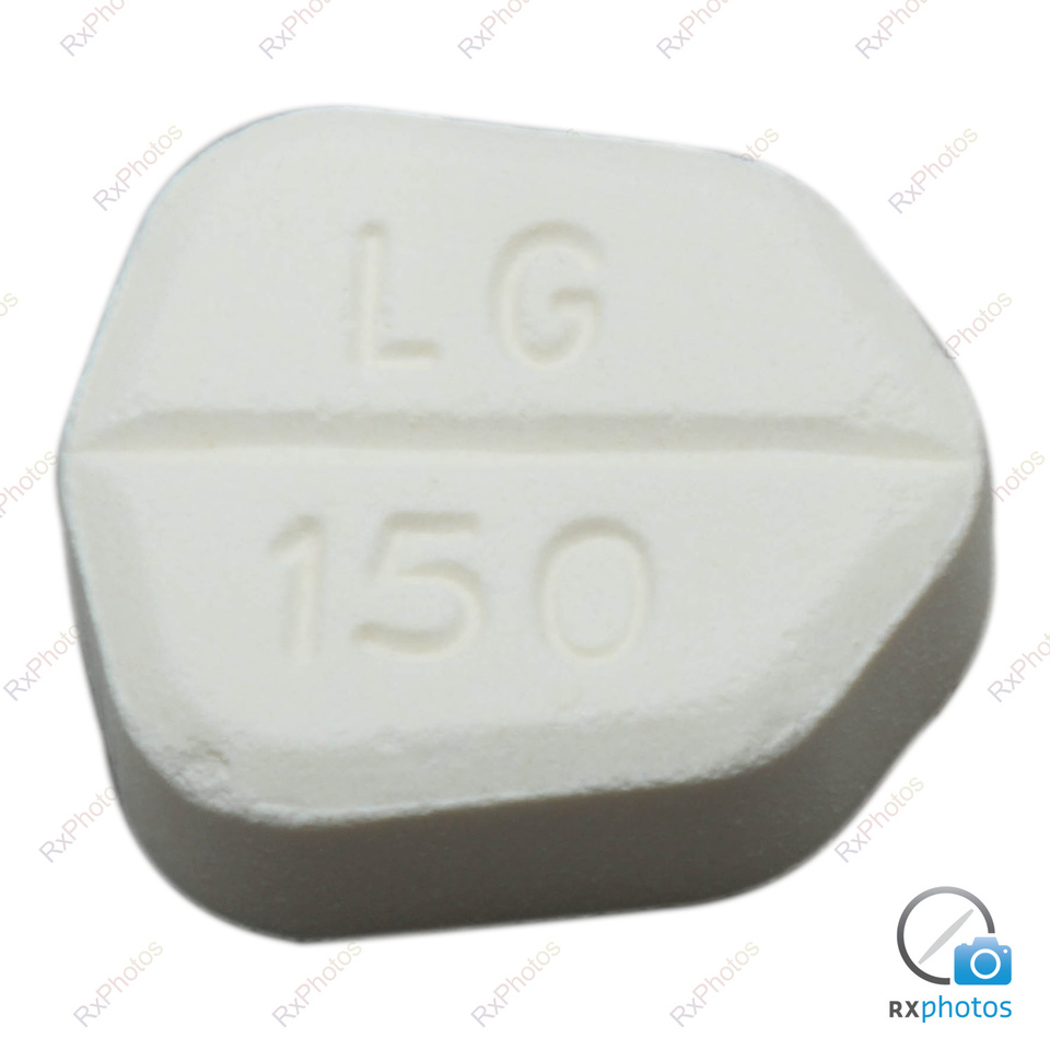 Lamotrigine comprimé 150mg