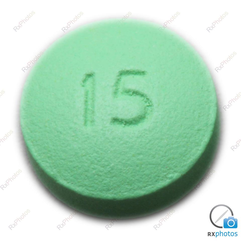 Morphine Sulfate SR comprimé-12h 15mg