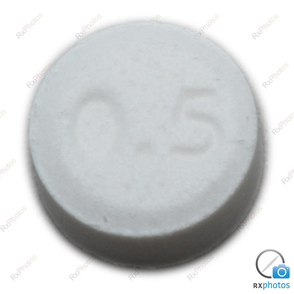 Lorazepam tablet 0.5mg