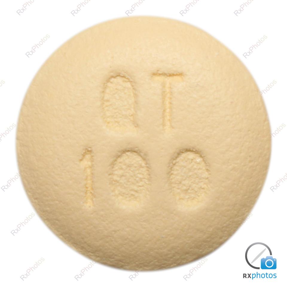 Quetiapine comprimé 100mg