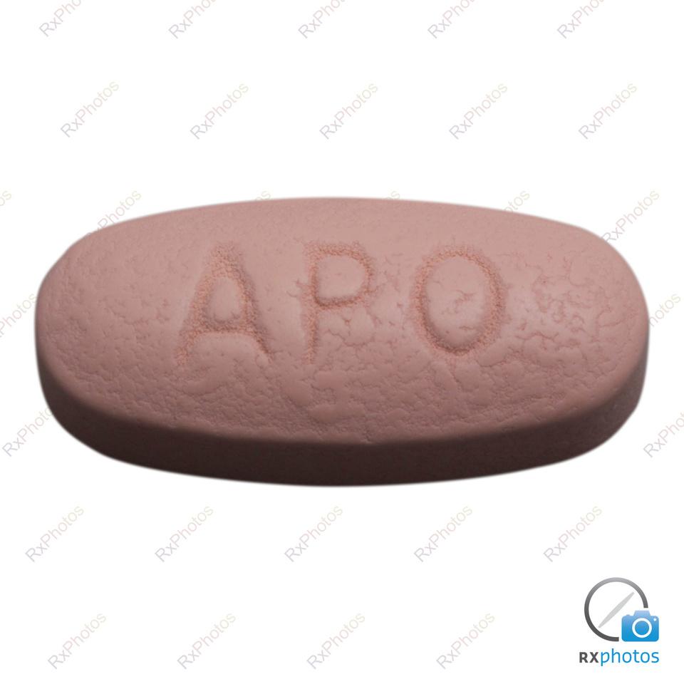 Apo Acide Mycophenolique comprimé entérique 360mg