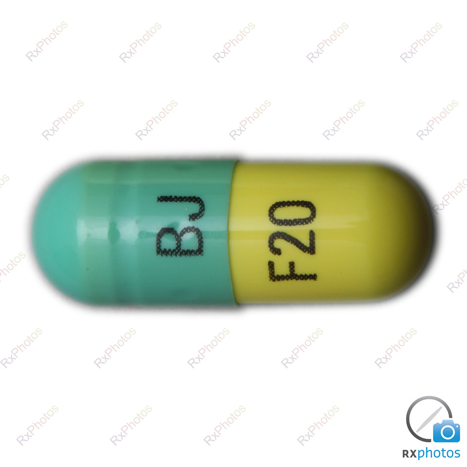 Ach Fluoxetine capsule 20mg