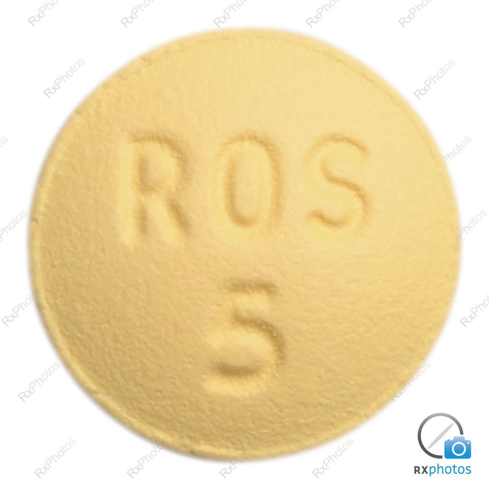 Dom Rosuvastatin comprimé 5mg