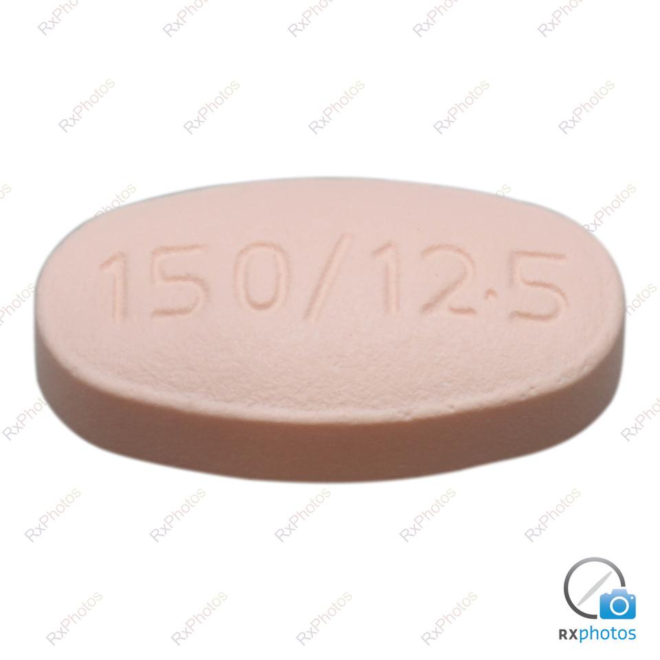 Apo Irbesartan/hctz comprimé 150+12.5mg