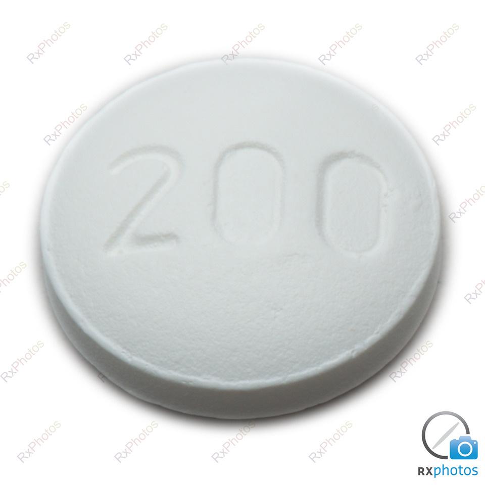 Quetiapine comprimé 200mg