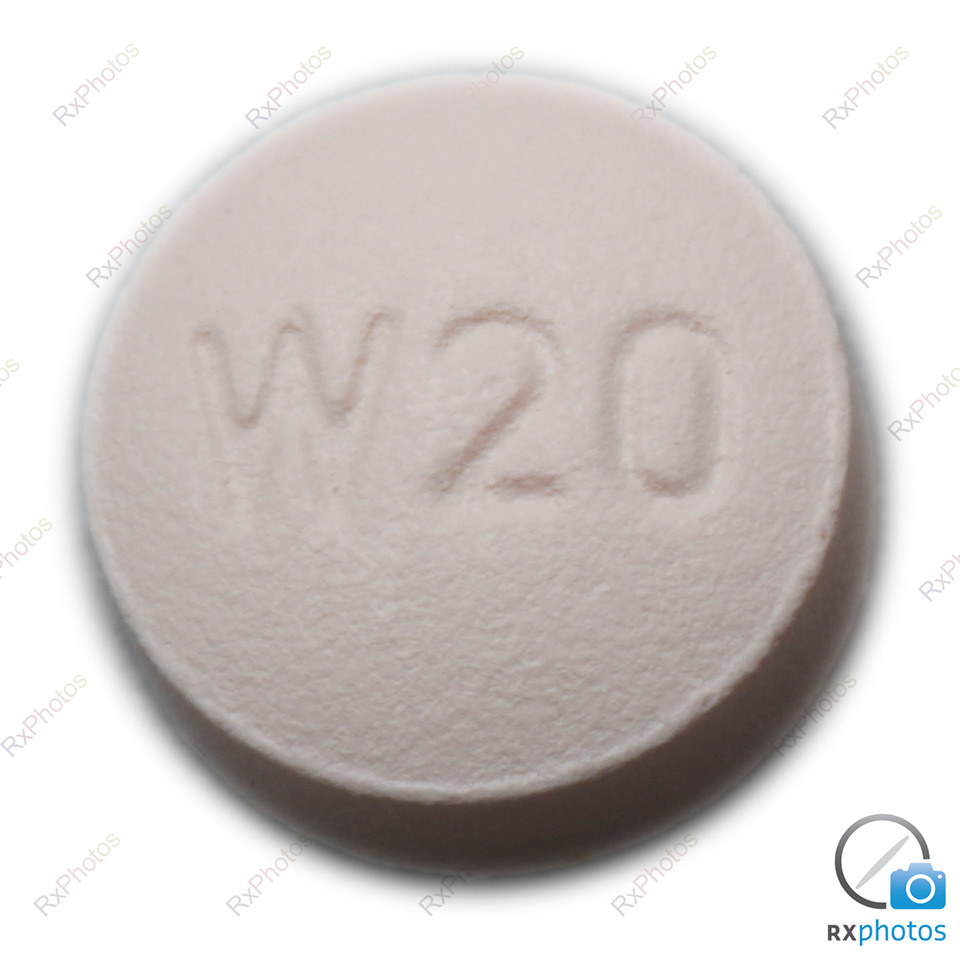 Act Oxycodone CR comprimé-12h 20mg