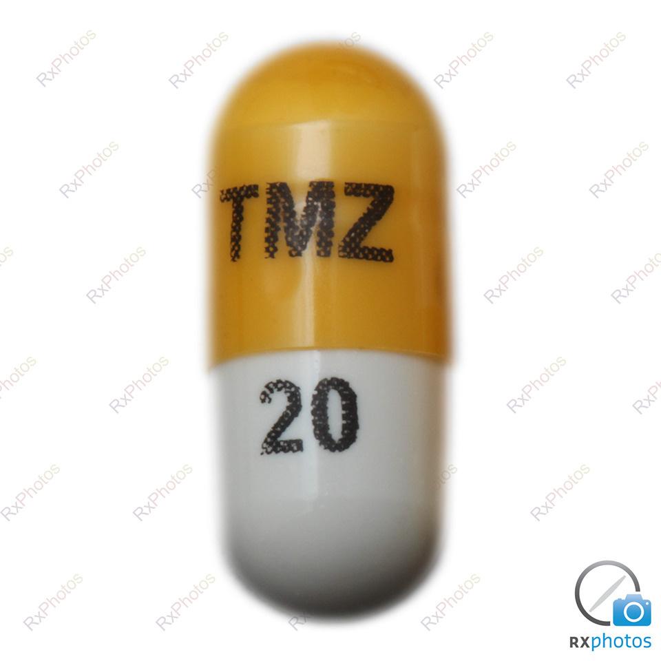 Act Temozolomide capsule 20mg