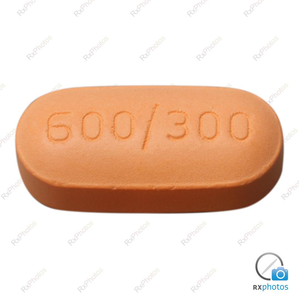 Apo Abacavir Lamivudine comprimé 300+600mg