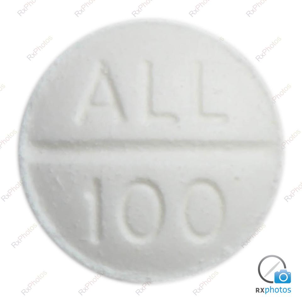 Apo Allopurinol comprimé 100mg