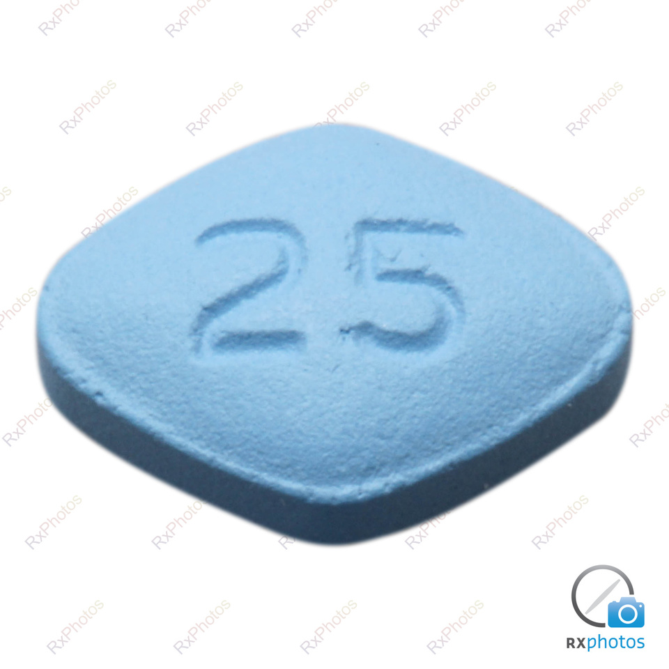 Jamp Sildenafil Tablet 25mg Brunet