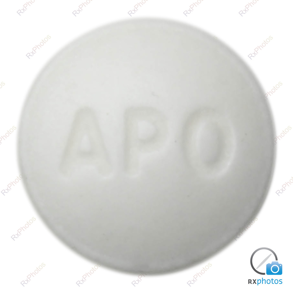 Apo Doxylamine/b6 comprimé à retardement 10+10mg