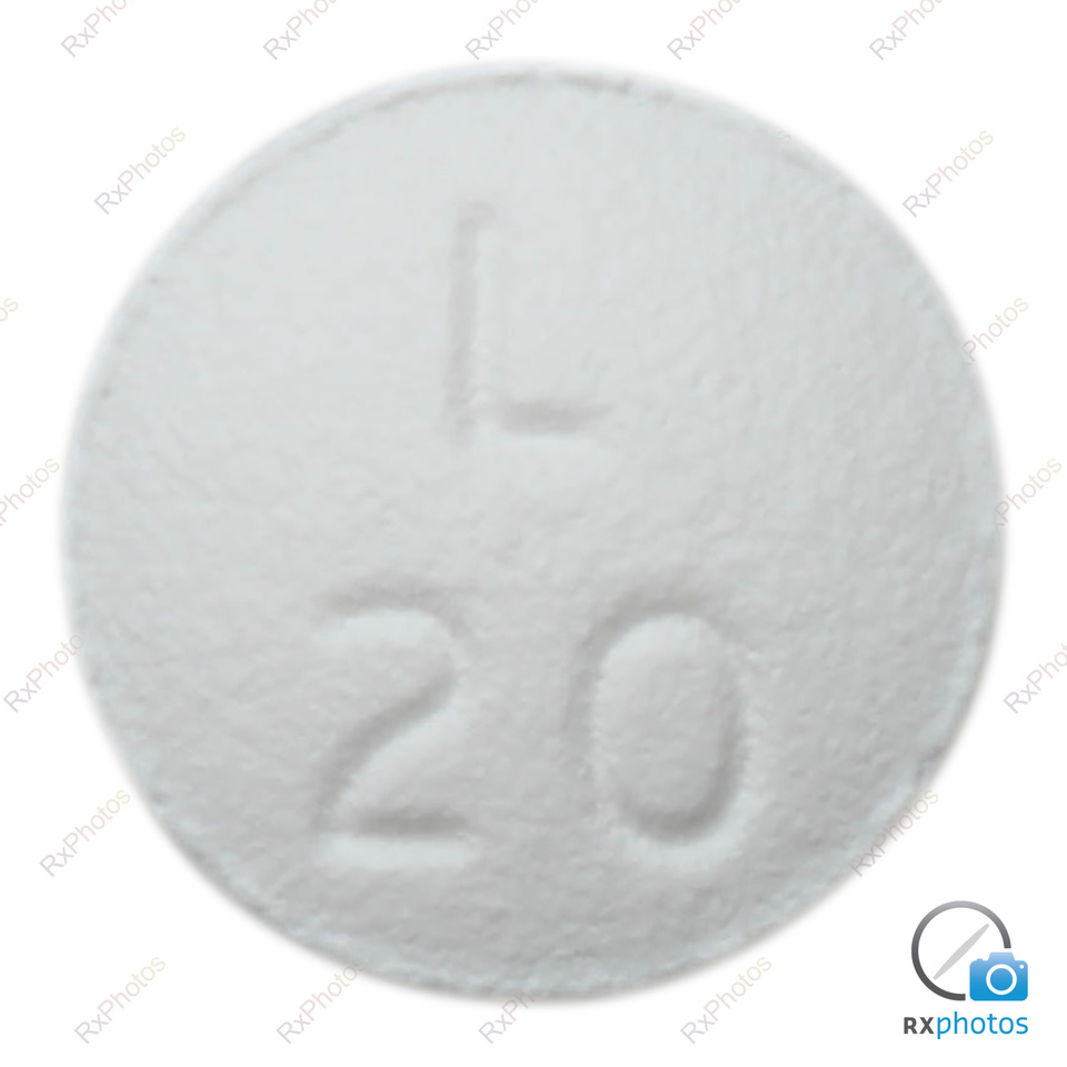 Latuda tablet 20mg