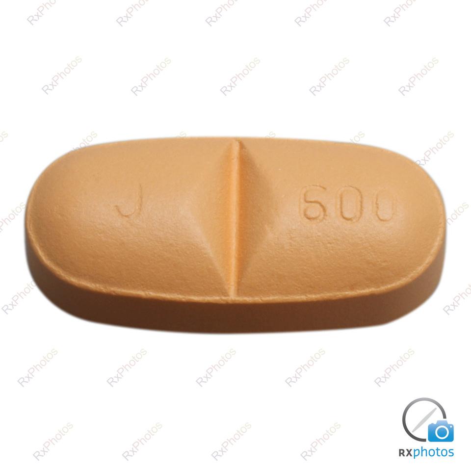 Jamp Oxcarbazepine comprimé 600mg