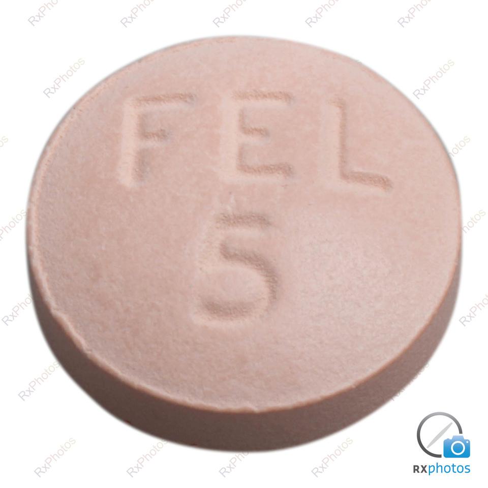Apo Felodipine comprimé-24h 5mg